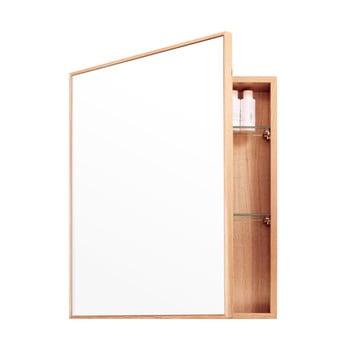 Poza Dulap de perete cu oglinda Wireworks Mezza, 45 x 55 cm