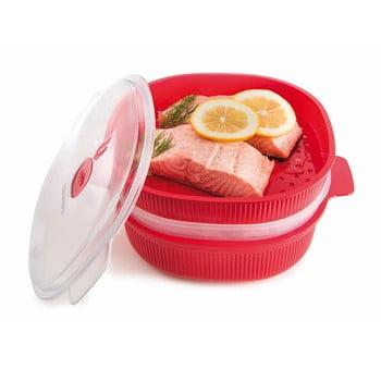 Set alimente, potrivit pentru încălzirea la microunde Snips Steamer, 4 l poza bonami.ro