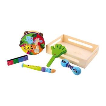 Set instrumente muzicale pentru copii Legler Safari bonami.ro