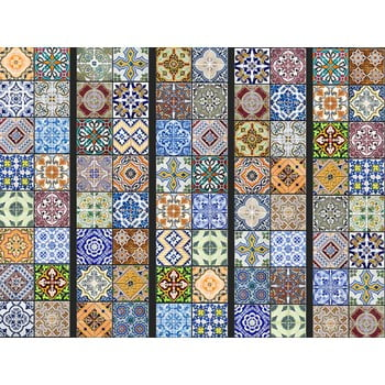 Tapet rolă Bimago Mosaic, 0,5 x 10 m bonami.ro
