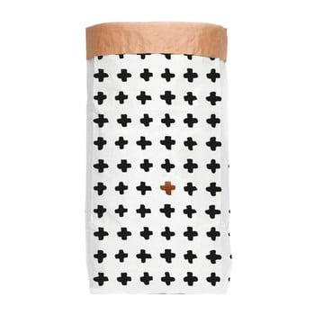 Sac depozitare din hârtie reciclată Really Nice Things Most Crossy bonami.ro