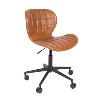 Scaun birou Zuiver Office Chair OMG, maro bonami.ro