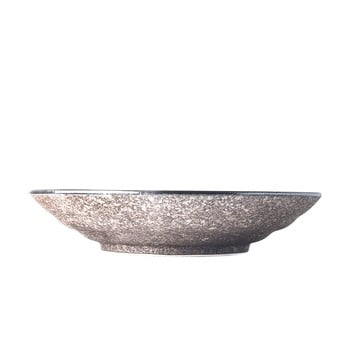 Bol servire din ceramică MIJ Earth,ø29cm, bej bonami.ro