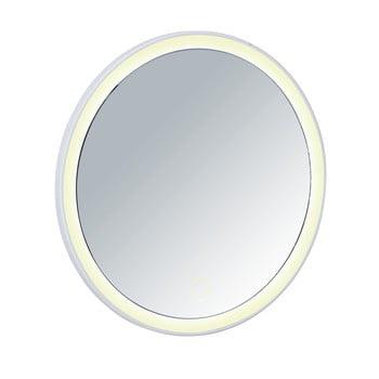 Oglindă cu LED Wenko Isola, alb bonami.ro