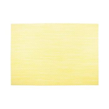 Suport pentru farfurie Tiseco Home Studio Melange Triangle, 30x45cm, galben poza bonami.ro