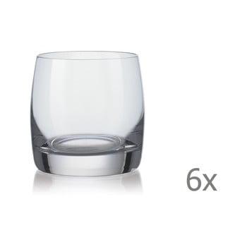 Set 6 pahare Crystalex Ideal,60ml poza bonami.ro
