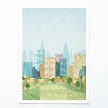 Poster Travelposter New York II, A3 bonami.ro
