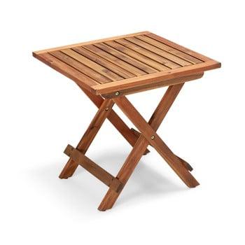 Poza Masa auxiliara din lemn de salcam pentru gradina Le Bonom Diego, lungime 50 cm