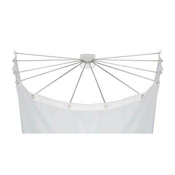 Suport rotund pentru perdea de duș Wenko Shower Umbrella poza bonami.ro