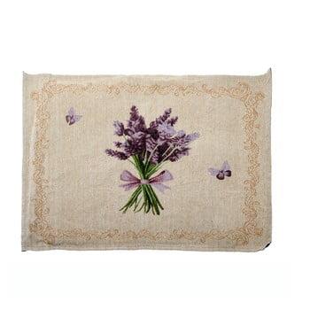 Suport textil pentru farfurie Dakls Easter Deco Levander Simple, 48 x 33 cm bonami.ro
