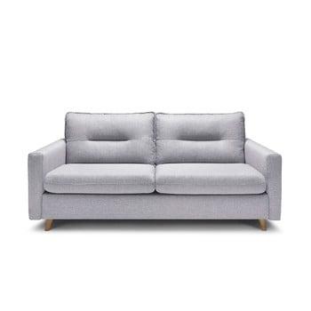 Canapea extensibilă Bobochic Paris Sinki, gri deschis imagine