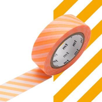 Bandă decorativă Washi MT Masking Tape Alexandrine, rolă 10 m bonami.ro