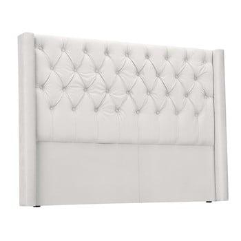 Tăblie pentru pat Windsor & Co Sofas Queen, 176 x 120 cm, argintiu poza bonami.ro