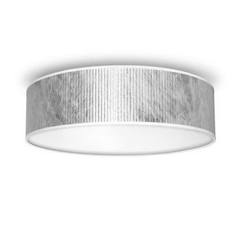 Plafonieră Bulb Attack Tres, ⌀ 40 cm, argintiu bonami.ro
