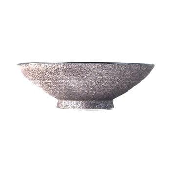 Bol înalt din ceramică pentru supă MIJ Earth,ø24cm, bej bonami.ro