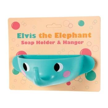 Săpunieră cu ventuze Rex London Elvis the Elephant bonami.ro