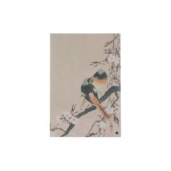 Poster din hârtie handmade BePureHome Pinktails, 47 x 32 cm bonami.ro