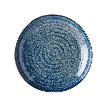 Farfurie din ceramică MIJ Indigo, ø23 cm, albastru poza bonami.ro