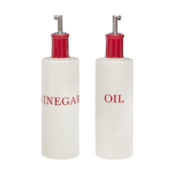 Set 2 sticle pentru ulei și oțet Premier Housewares Hollywood poza bonami.ro