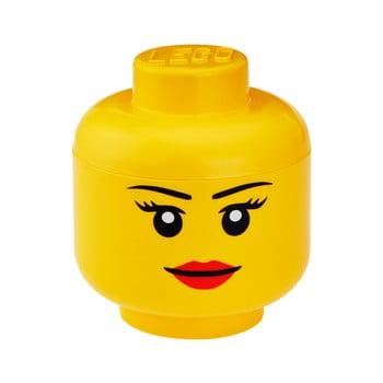 Figurină depozitare LEGO® Girl, ⌀ 16,3 cm bonami.ro