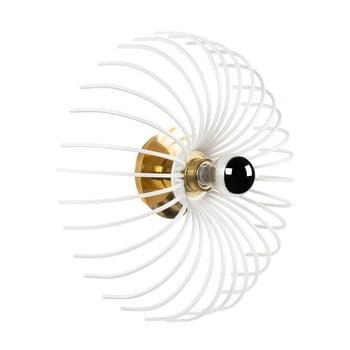 Aplică Opviq lights Aspendos, ø 36 cm, alb bonami.ro