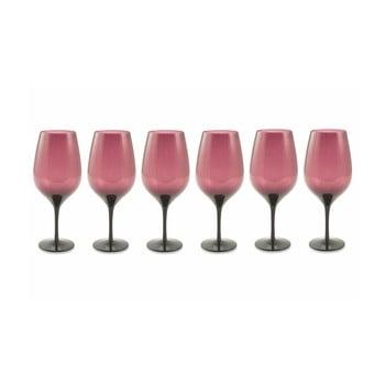 Set 6 pahare Villa d'Este Happy Hour, violet poza bonami.ro