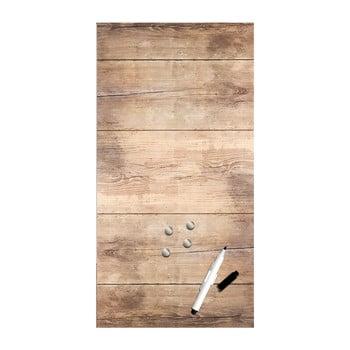 Tablă magnetică Styler Wood, 30 x 60 cm bonami.ro