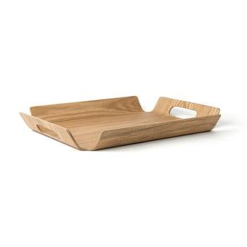 Tavă din bambus pentru servire Bredemeijer Madera, 44 cm bonami.ro