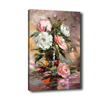 Tablou Tablo Center Vintage Roses, 50 x 70 cm bonami.ro