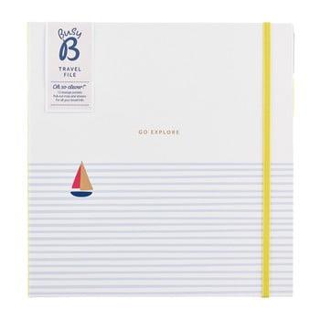 Dosar pentru documente de călătorie Busy B bonami.ro