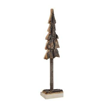 Decorațiune din lemn în formă de brad Ego Dekor, înălțime 44 cm bonami.ro