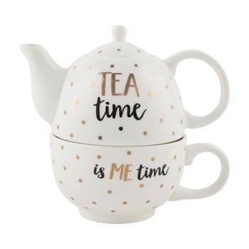 Ceainic cu cană din ceramică Sass & Belle Tea Time bonami.ro