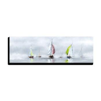 Tablou Styler Sailing, 30x95cm poza bonami.ro