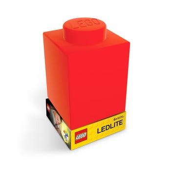 Lumină de veghe LEGO® Classic Brick, roșu poza bonami.ro