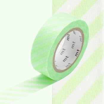 Bandă decorativă Washi MT Masking Tape Nicolette, rolă 10 m bonami.ro