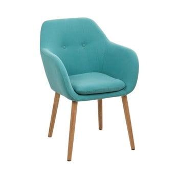 Scaun dining Actona Emilia, albastru imagine