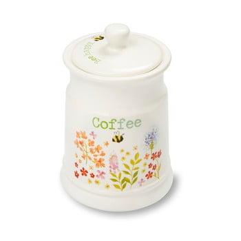 Recipient din ceramică pentru cafea Cooksmart Bee Happy poza bonami.ro
