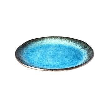 Farfurie din ceramică MIJ Sky, ø18cm, albastru poza bonami.ro