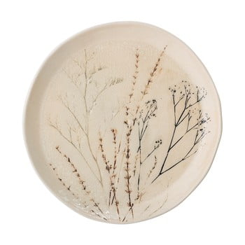 Farfurie din gresie ceramică Bloomingville Bea, ⌀ 27,5 cm poza bonami.ro