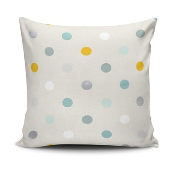 Pernă cu adaos de bumbac Cushion Love Puro Leio, 43 x 43 cm bonami.ro