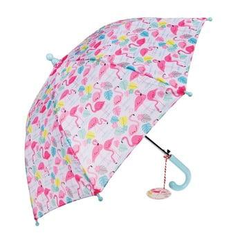 Umbrelă pentru copii Rex London Flamingo Bay bonami.ro