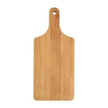Tocător din bambus Premier Housewares, 40 x 18 cm bonami.ro