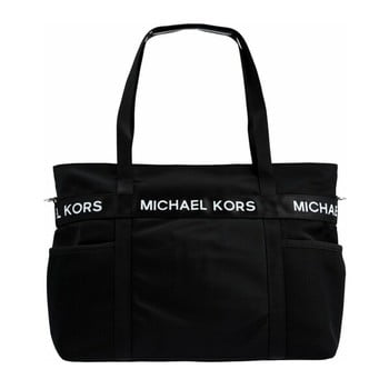 Geantă de mână Michael Kors The Michael, negru imagine