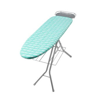 Protecție pentru masa de călcat Addis Large PErfect Fit Aquagreen Stripe bonami.ro