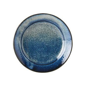 Farfurie din ceramică MIJ Indigo, ø17 cm, albastru poza bonami.ro