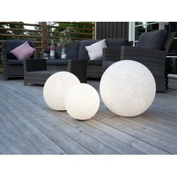 Decorațiune luminoasă pentru exterior Best Season Outdoor Twillings Misma, ⌀ 50 cm imagine