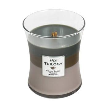 Lumânare cu parfum de lemn de cedru și rășină WoodWick, 55 ore bonami.ro