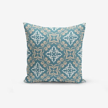 Față de pernă cu amestec din bumbac Minimalist Cushion Covers Geometric Design, 45 x 45 cm poza bonami.ro