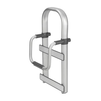 Suport/sprijin pentru cadă Wenko Shower Secura Premium poza bonami.ro
