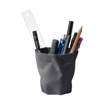 Pahar pentru creioane Essey Pen Pen Black bonami.ro